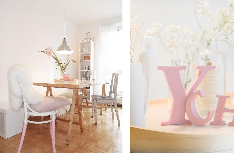 Yvonne C. H. Heinemann - Projekt Wohnung - Küche