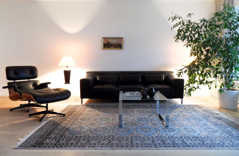 Yvonne C. H. Heinemann Projekt Haus Wohnzimmer
